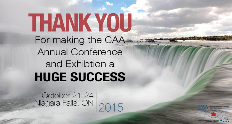 CAA Annual Conference and Exhibition 2015