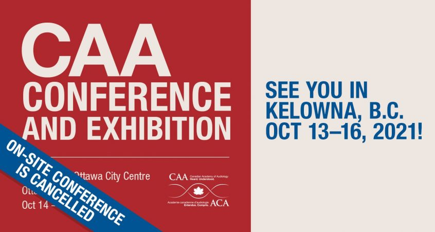 2020 CAA Conference and Exhibition