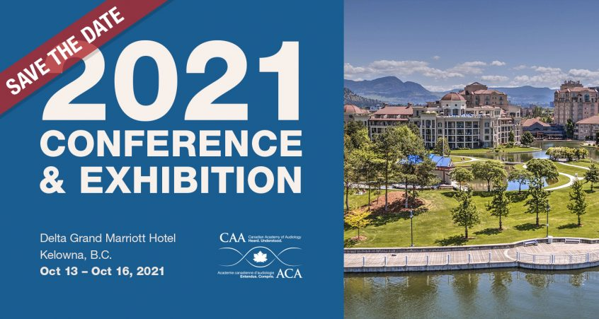 2021 CAA Conference and Exhibition